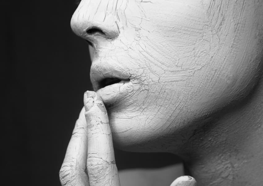 Treatment Options for Facial Veins - Face Paint Cracked - Vein Solutions